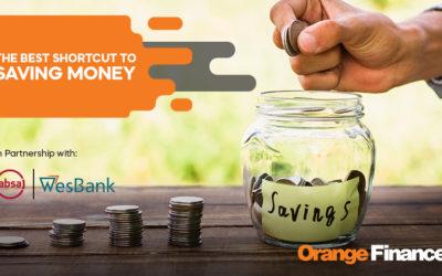 THE BEST SHORTCUT TO SAVING MONEY